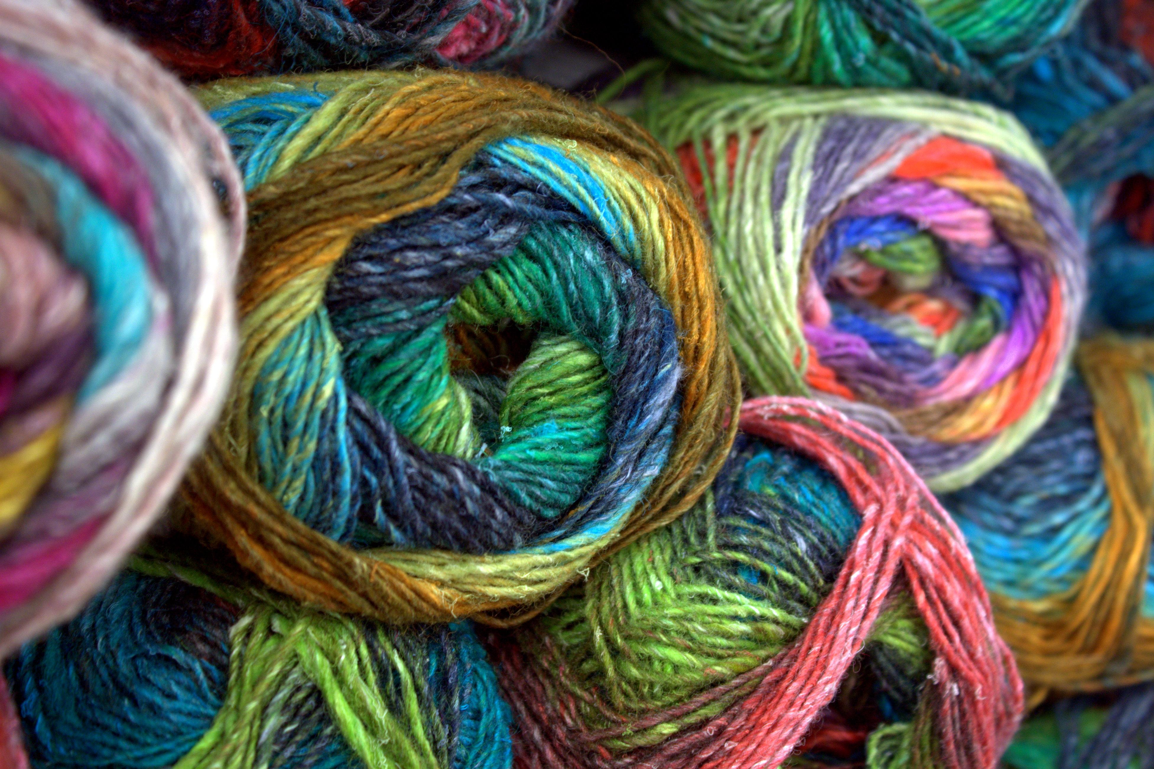 Yarn : Yarn, Yarn, and More Yarn Something More
